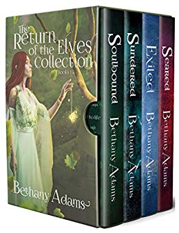 The Return of the Elves Collection (Books 1-4)