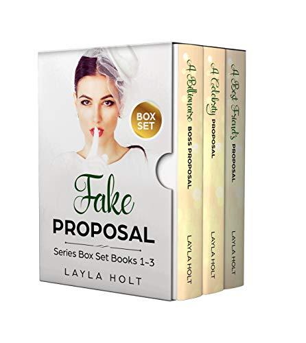 Fake Proposal Romance Series : Books 1-3 (Clean Romance)