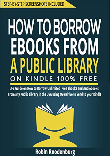 Free: How To Borrow eBooks From a Public Library on Kindle