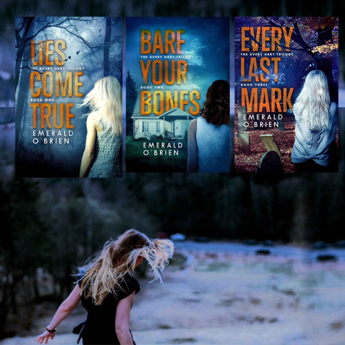 The Avery Hart Trilogy