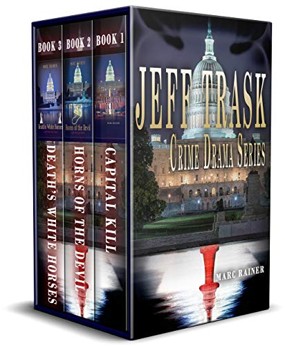 Free: Jeff Trask Crime Drama Series (Books 1 – 3)
