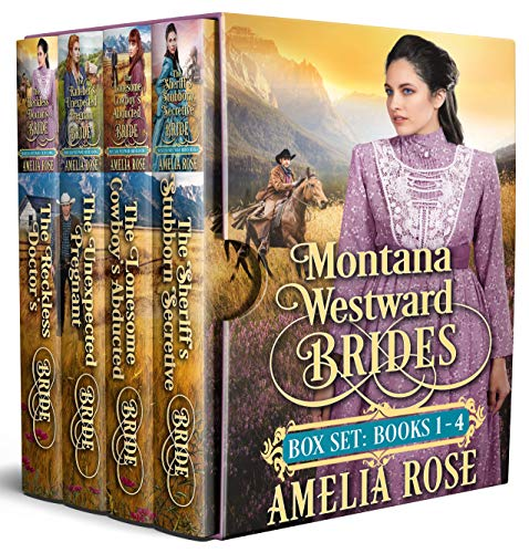 Free: Montana Westward Brides (Books 1-4)