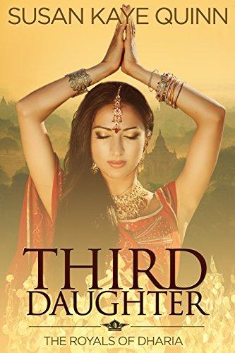 Free: Third Daughter (Royals of Dharia 1)