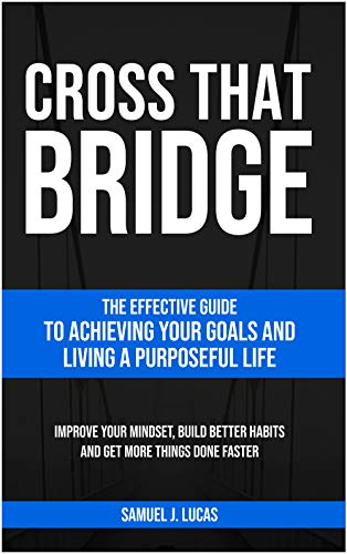 CROSS THAT BRIDGE: The Effective Guide to Achieving Your Goals and Living a Purposeful Life