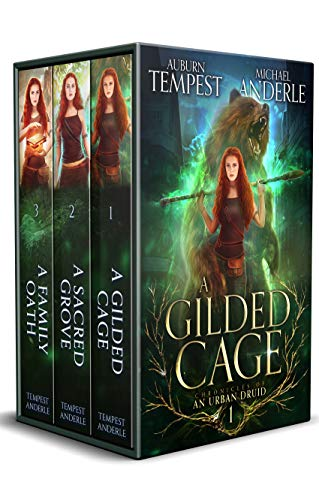 Chronicles of an Urban Druid Boxed Set #1 (Books 1-3)