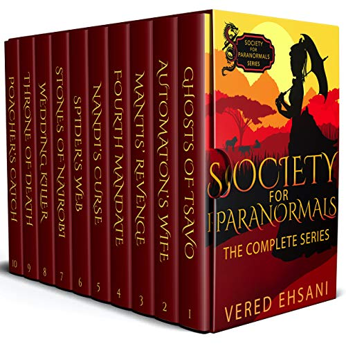 Society for Paranormals: The Complete Series