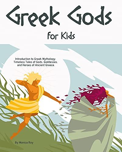 Free: Greek Gods for Kids