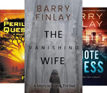 The Marcie Kane Thriller Collection